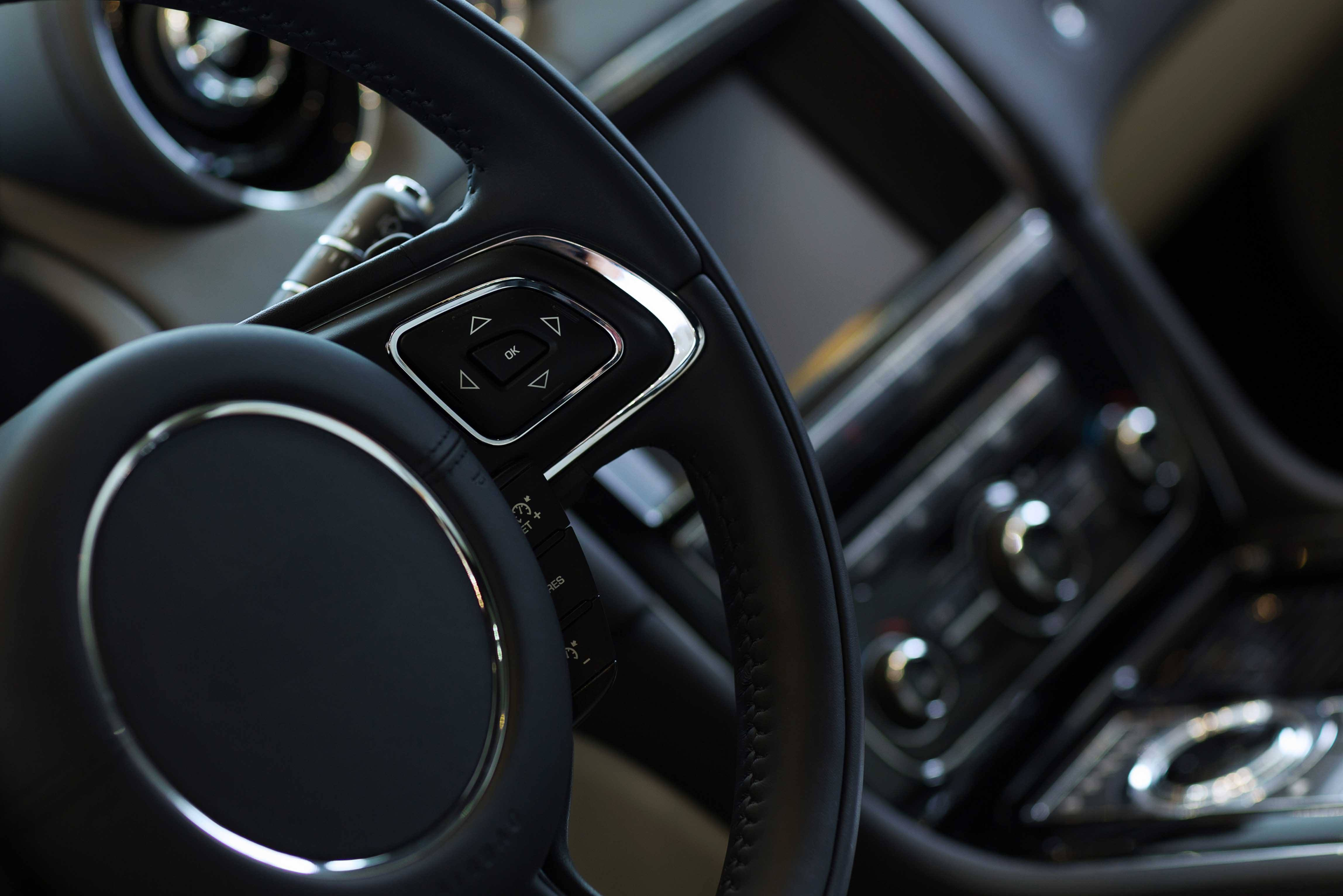 Automotive controls