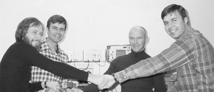 1978 年:成立美光科技
