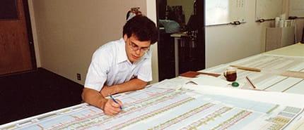 1979 年:工程師完成 64K DRAM 的設計