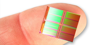 2011: Micron and Intel Announce World's First 20nm MLC NAND