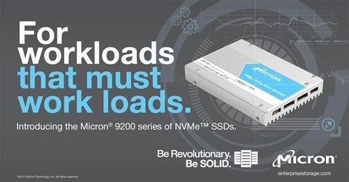9200 NVMe SSD