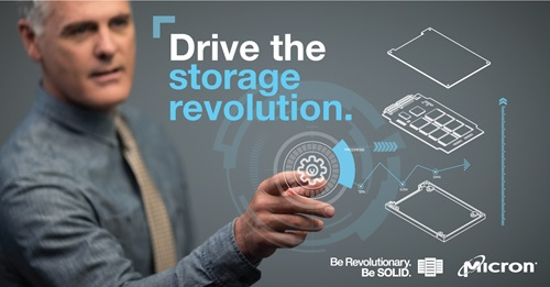 Drive the Storage Revolution