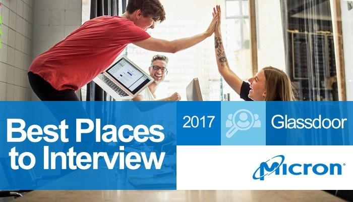 Glassdoor Best Places to Interview