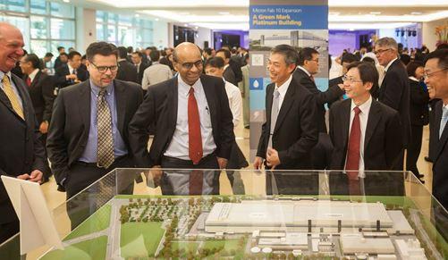 Singapore Fab10X Expansion