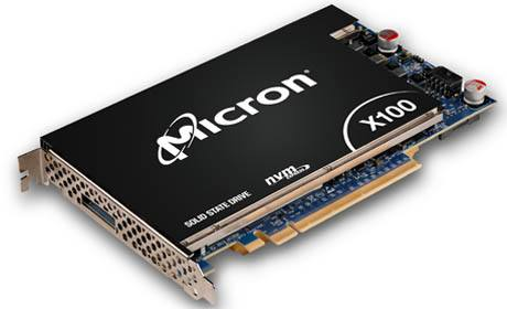 3D Xpoint product series x100 NVMe SSD