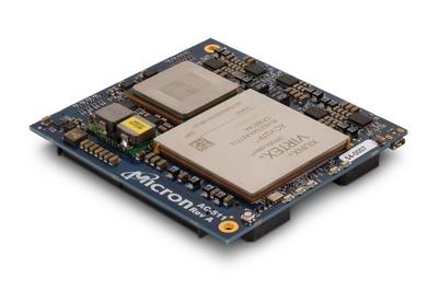 Micron AC 511 Compute Module Hybrid Memory Code and DDR4 Memory with Xilinx Virtex UltraScale+ FPGA