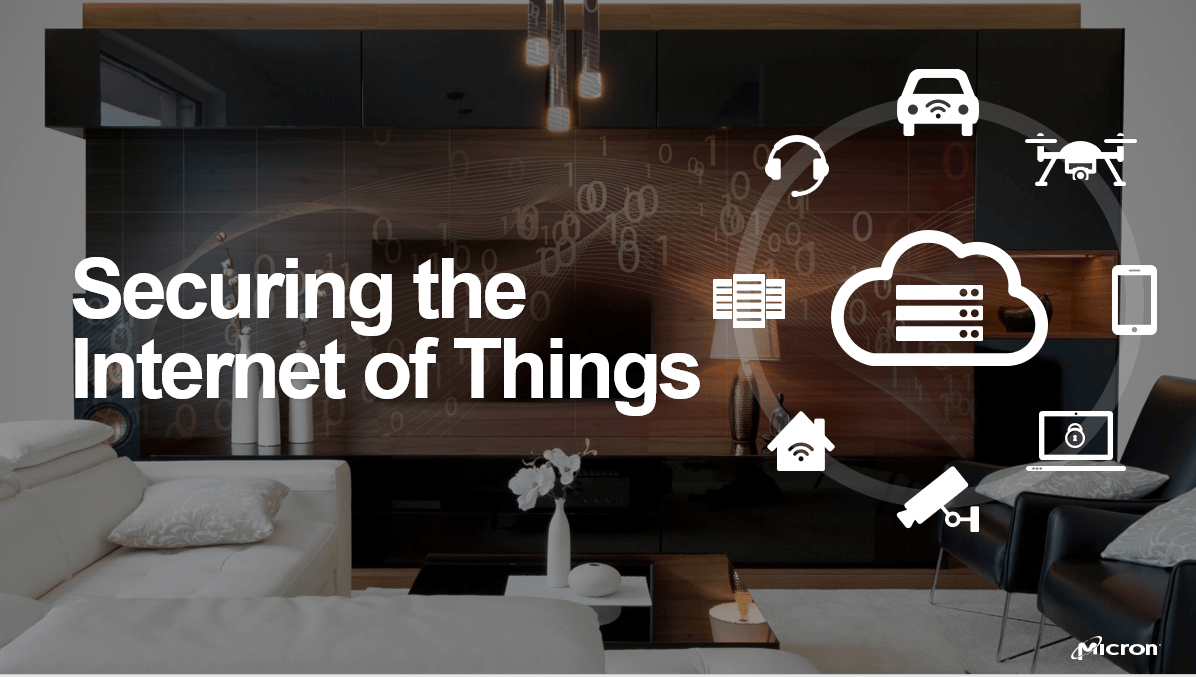 Authenta securing the internet of things