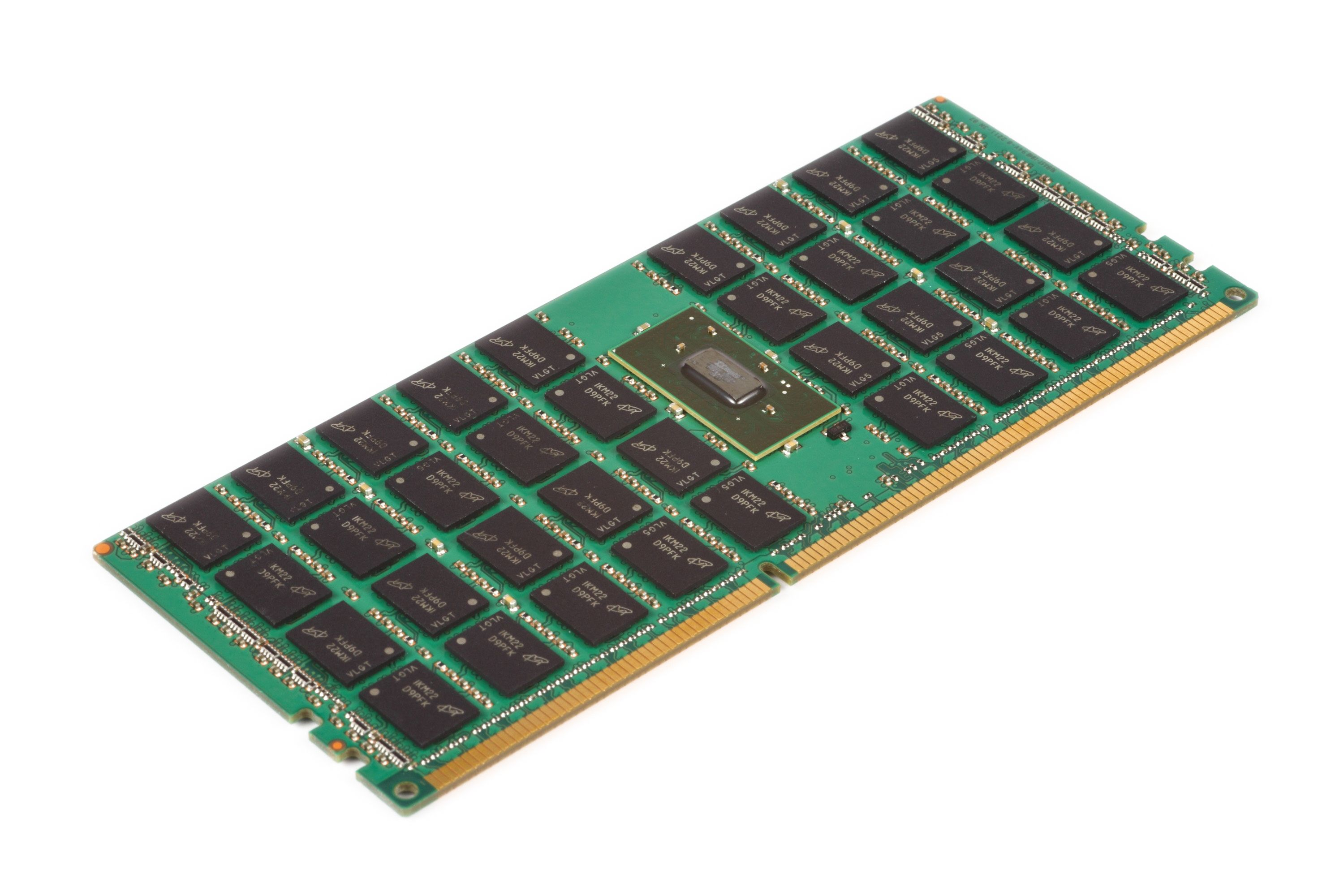 Server solutions featuring LRDIMMs, they enable you to add more DIMMs per channel and increase the memory capacity.