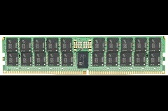 DRAM Module Registered DIMM. ECC-supported networking, enterprise servers, and workstations with DDR3 and DDR4 technologies.