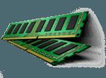 DRAM 模組無緩衝 DIMM 是最適合高速、低成本運算系統的模組