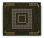 伺服器解決方案:美光的 3D NAND 技術採用創新的製程架構。