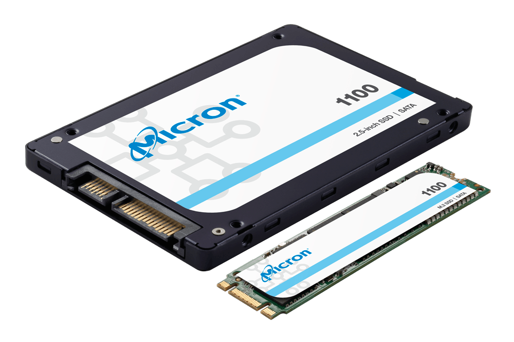1100 3D NAND Flash SSD