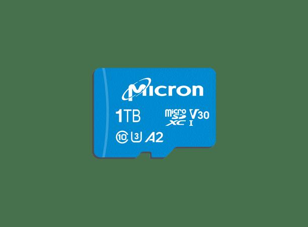 microSD consumer