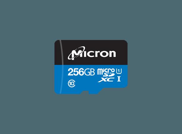 microSD industrial