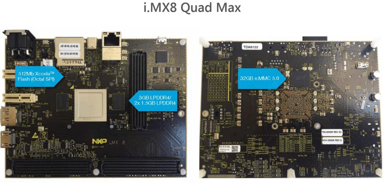 NXP i.MX8 DV