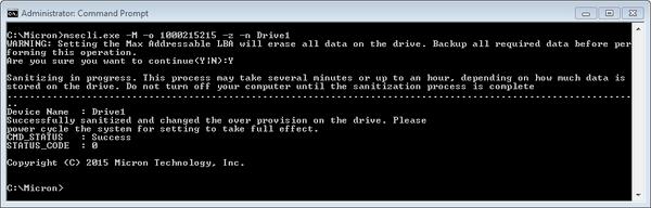 Storage Executive Software