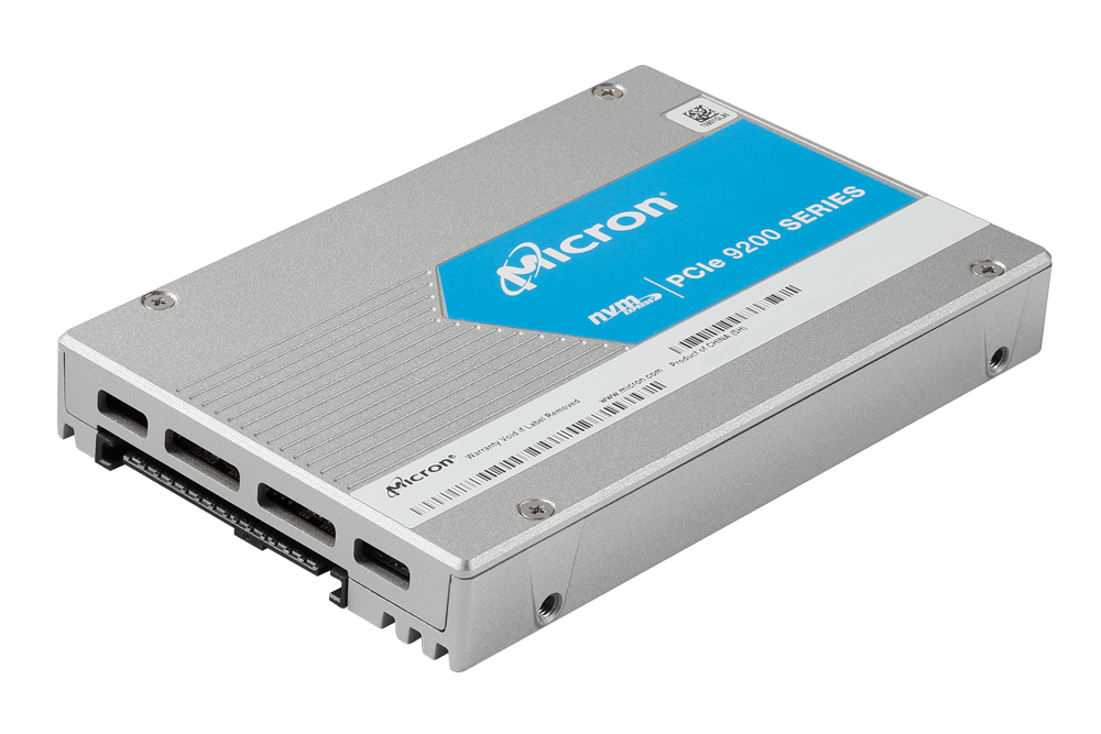 9200 SSD with NVMe™
