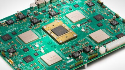 Altera FPGA Board with HMC