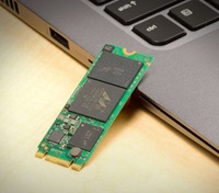 Micron M600 SSD for Client Computing and Ultrathin Laptops